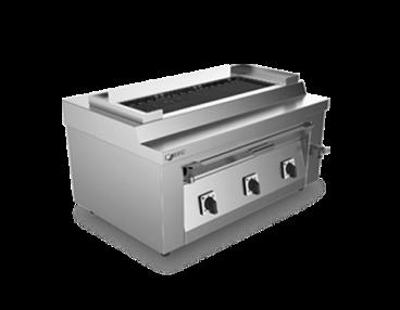 Electric Hightemp Smokeless BBQ Grill